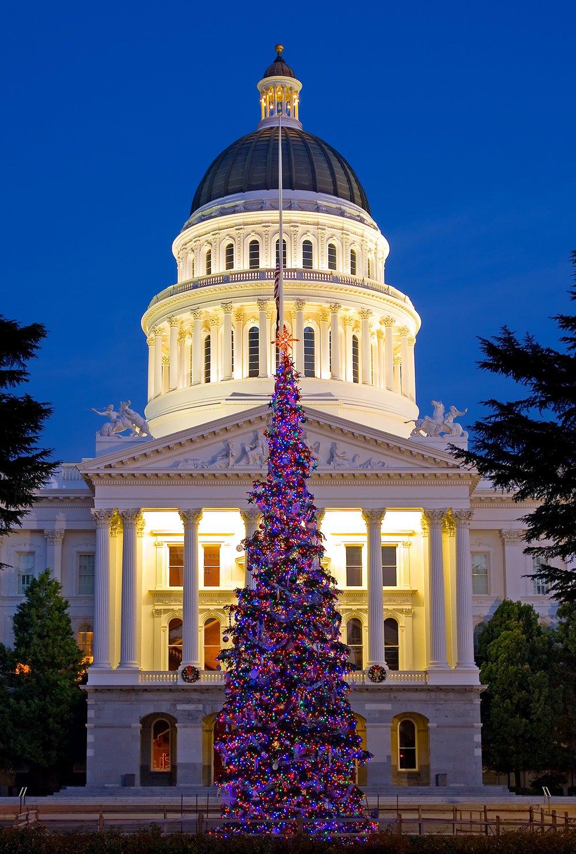 Christmas Light Bike Tour in Sacramento, CA, Sacramento Bike Tours