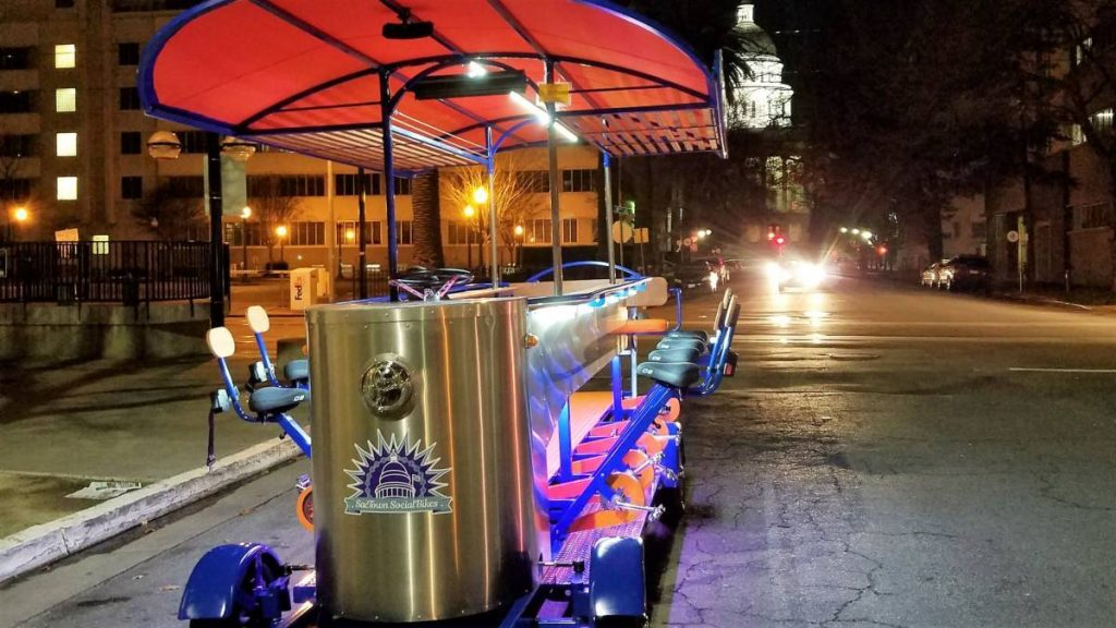 Family-Friendly Summer Beer Bike Tours in Sacramento